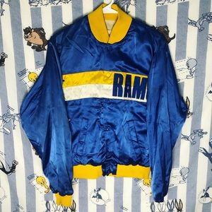 Vintage LA Rams jacket